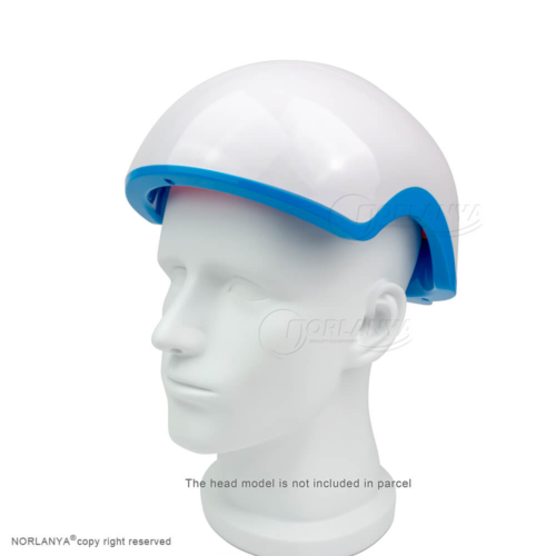 cordless led hair regrow helmet