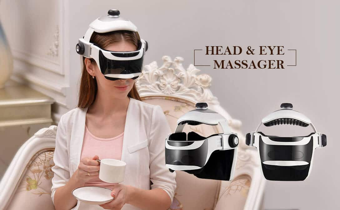 NORLANYA HEAD MASSAGER ELECTRIC